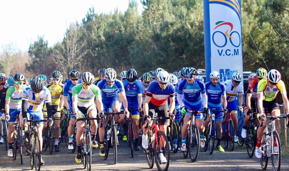 Ouverture des joutes cyclistes locales à Uchacq