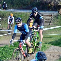 Cyclo cross Hendaye -
