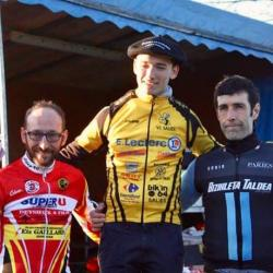 Ciclo cross Hendaye -
