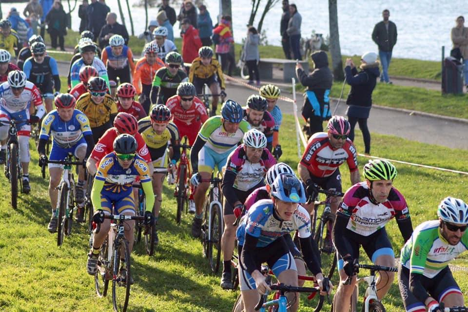 Cyclo cross Hendaye
