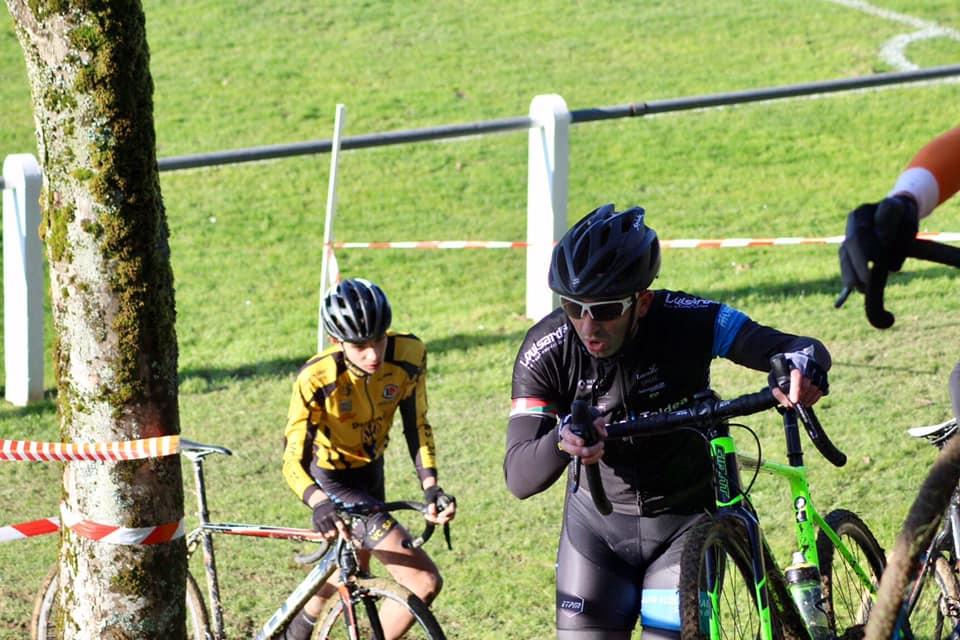 CiCyclo cross Hendaye